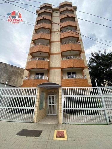 Apartamento Com 3 Dormitórios À Venda, 97 M² Por R$ 310.000,00 - Centro - Mongaguá/sp - Ap2907