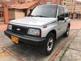 Chevrolet Vitara 3p 4x4 1.6l Mt 2011