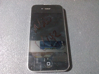 iPhone 4s A1387 Emc 2430 (c/ Defeito - Não Liga)