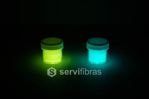 Pigmento Fosforescente Para Resina X 10 Gm