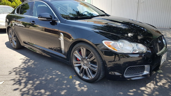 Jaguar Xf 2011 5.0l Super Cargado Mt