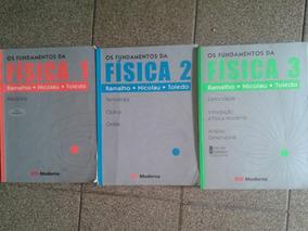 Fundamentos Da Física Ramalho - 8ª Edição