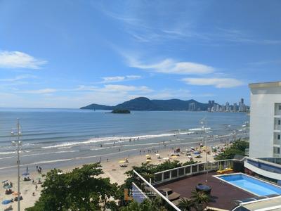 Apto Anual Frente Mar Em Balneário Camboriú - Anual42-2