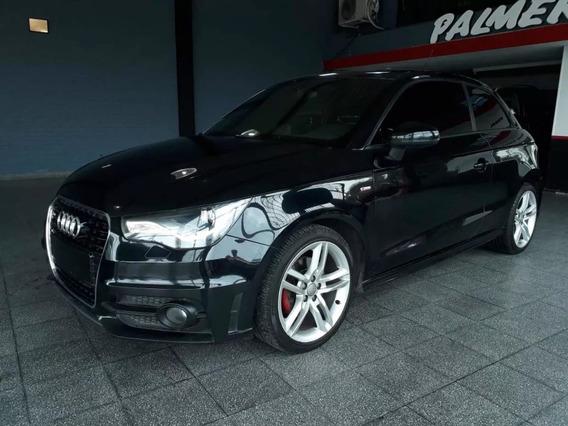 Audi A1 1.4 S Line Tfsi 185cv Stronic 2012 Financio/ Permuto