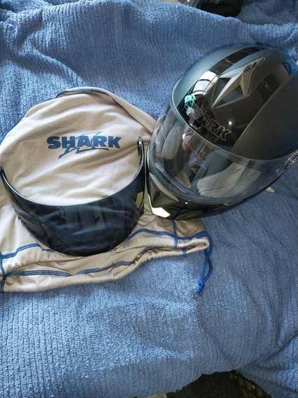 Capacete Shark, Pouco Uso