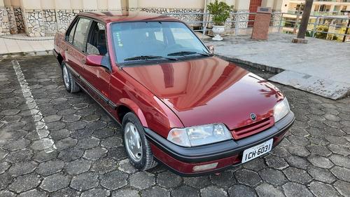 Imagem 1 de 15 de Chevrolet Monza Gls - Raridade