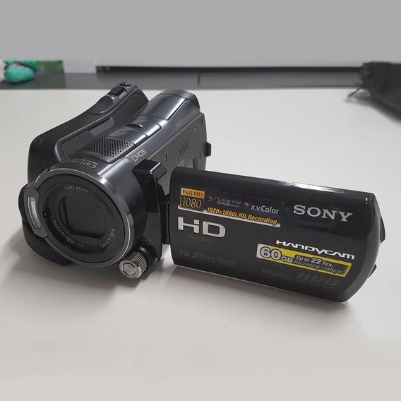 Filmadora Sony Handycam Hdr Sr11 Full Hd 1080 - Frete Grátis