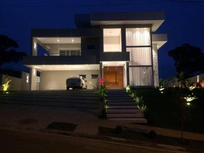 Casa Residencial À Venda, Condominio Porto Atibaia, Atibaia. - Ca1623