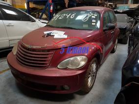 Sucatas Batidos Vendas Peças Chrysler Pt Cruiser 2.4 2008