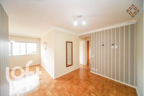 Apartamento Com 2 Dormitórios À Venda, 67 M² Por R$ 650.000,00 - Brooklin - São Paulo/sp - Ap53198