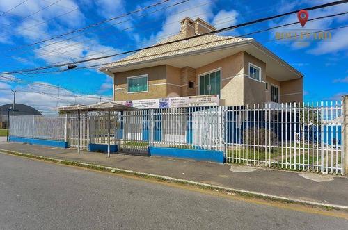 Imagem 1 de 9 de Casa Residencial/comercial De Esquina À Venda, 330 M² Por R$ 850.000 - Uberaba - Curitiba/pr - Ca0229