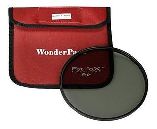 Wonderpana 186mm Filtro Polarizador Circular Delgado Multica