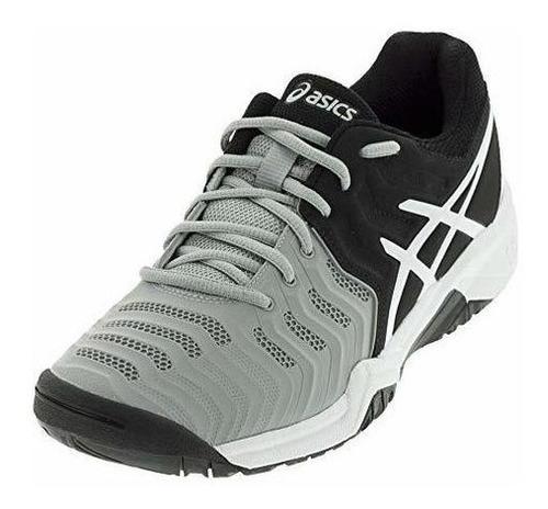 Asics Gel-resolution 7 Gs - Zapatillas De Tenis Para Niños