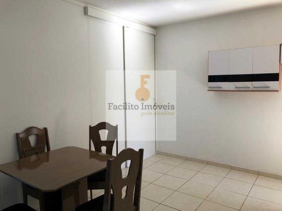 Apartamento Para Locação Na Santa Helena, Bragança Paulista