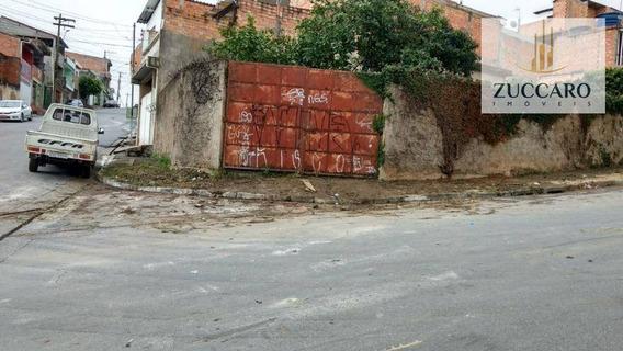 Terreno Residencial À Venda, Cidade Soberana, Guarulhos. - Te0664