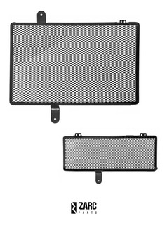 Tela Protetor Radiador Triumph Speed Triple 1050 17 -20 Zarc