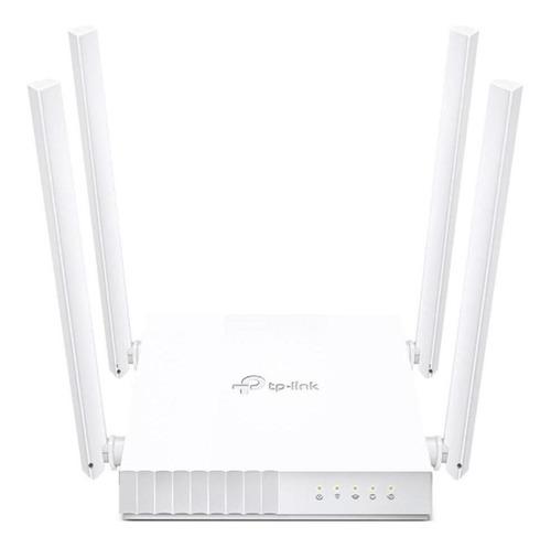 Access point, Repetidor, Roteador TP-Link Archer C21  branco