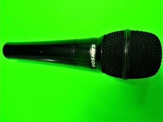 Microfono Samson Mod. S-12 Nd Hipercardioide Vintage 80s