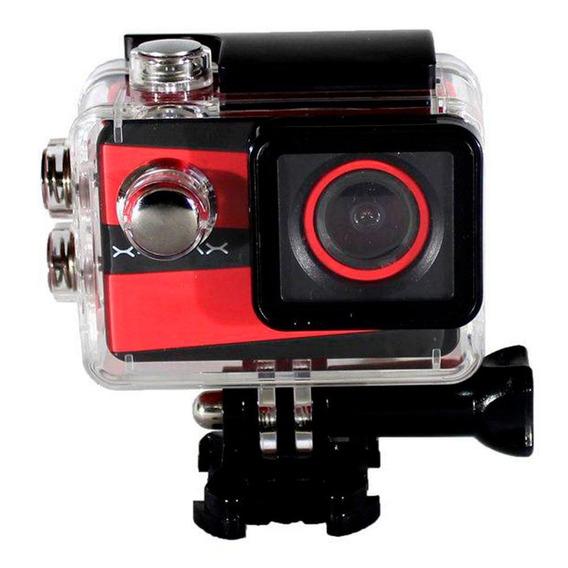 Câmera De Ação Xtrax Smart 4k Ultra Hd Novo