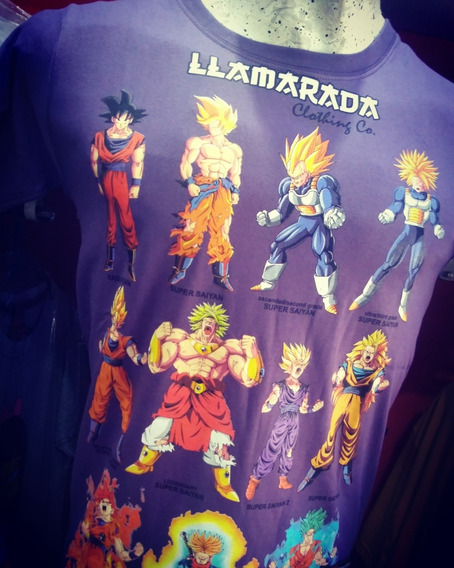 Remera De Dragón Ball