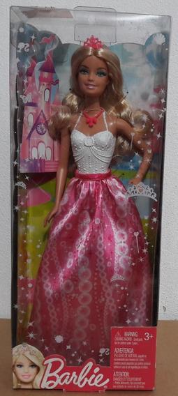 Barbie Princesa Mix Match Modelo X9439 Ano De 2012
