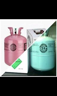 Gas Refrigerante R-134a/r-410a/r-22