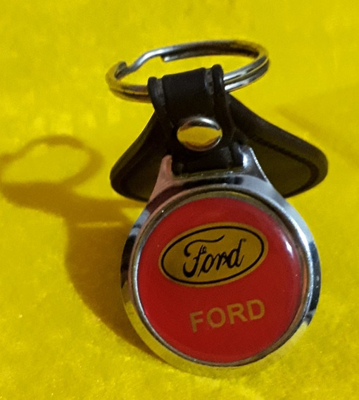 Llavero Ford Para Coleccionar