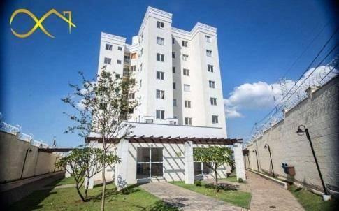 Apartamento Com 2 Dormitórios À Venda, 48 M² Por R$ 230.000 - Condomínio Reserva João Aranha - Paulínia/sp - Ap0964