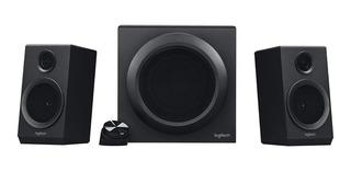 Bocinas Logitech Z333 980-001203 2.1 Subwoofer Tv Consolas