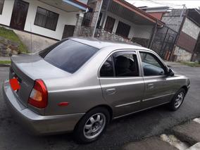 Hyundai Accent Modelo 2000