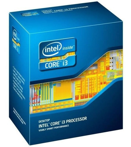 Imagem 1 de 5 de Processador Intel Core I3 2100 3.10 1155 Novo + Cooler
