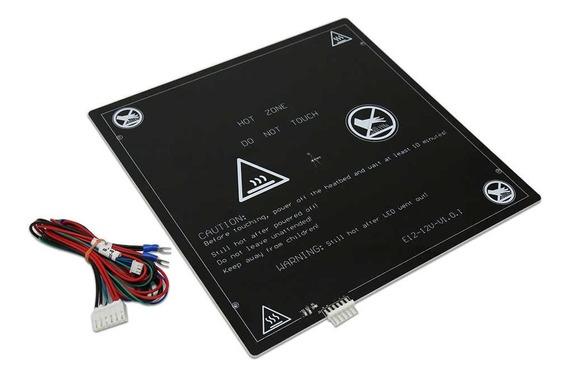 Mesa Aquecida Mk3 220x220 C/ Termistor Impressora 3d C/nfe