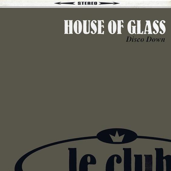 House Of Glass - Disco Down Vinil Importado 12