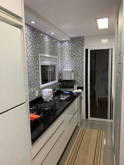 Lindo Apartamento Próximo Ao Centro De Guarulhos