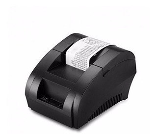 Impresora Térmica Boletas Usb Rollo 58mm Rj11 Ml2985
