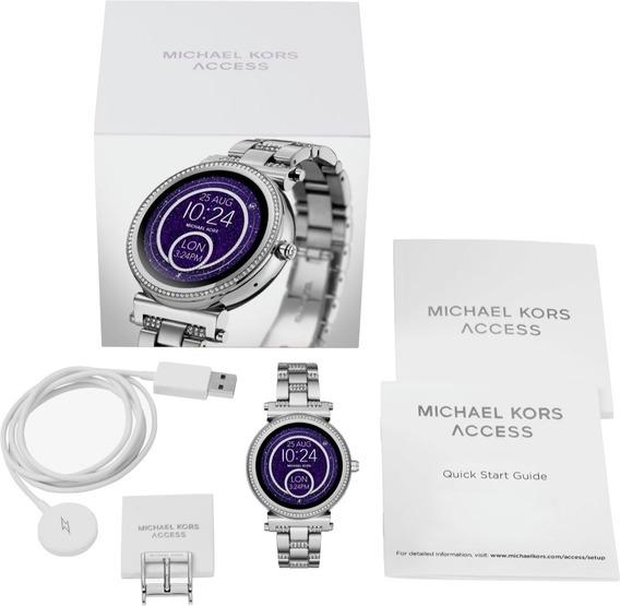 Reloj Dama Mk Michael Kors Access Sofie Smartwatch Original