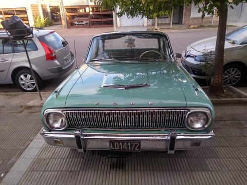 Ford Falcon Americano Mod 1962