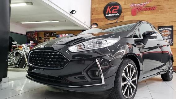 New Fiesta Titanium, 1.6 Aut- 2018/2018