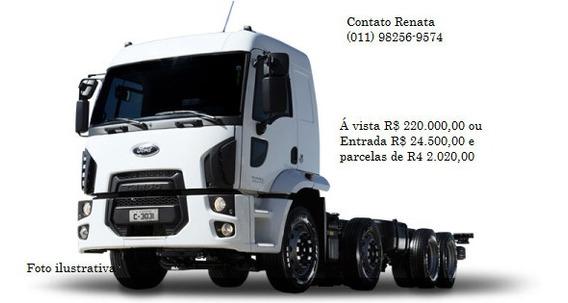 Cargo 2629 6x4 2019 Zero Km - E