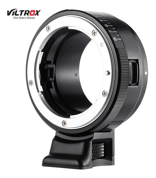 Viltrox Nf-nex Mount Anel Adaptador Para Nikon G / F / Ai /