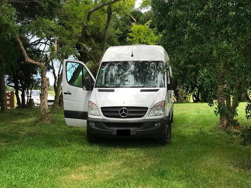 Imagen 1 de 10 de Mercedes-benz Sprinter 2.1 415 Furgon 4325 150cv Te V2