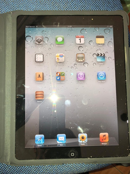 Apple iPad 1 Wi-fi + 3g - Tablet - Ios 5 - 32 Gb - 9.7 - 3g