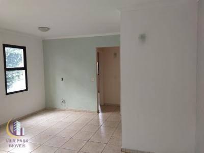 Apartamento Com 2 Dormitórios Para Alugar, 68 M² Por R$ 2.000/mês - Jaguaribe - Osasco/sp - Ap1207