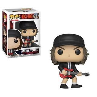 Funko Pop Angus Young N° 91 Ac Dc En Caja Nuevo