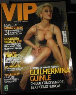 Revista Vip 270 - Outubro 2007 - Guilhermina Guinle