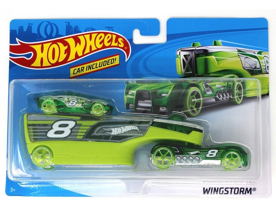 Caminhão Transporte Hot Wheels Bdw51