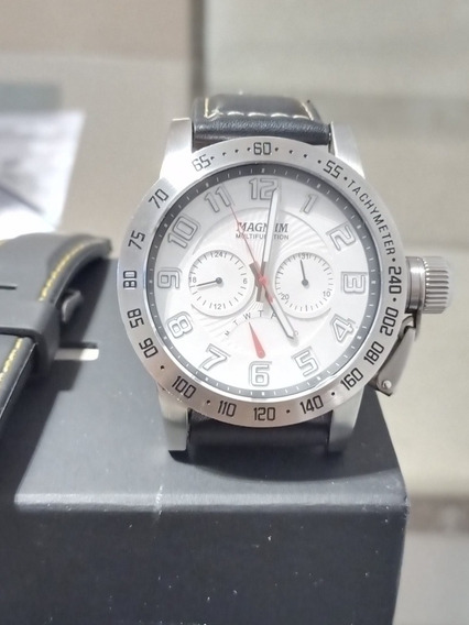 Relógio Magnum (top) Multifuncional Original