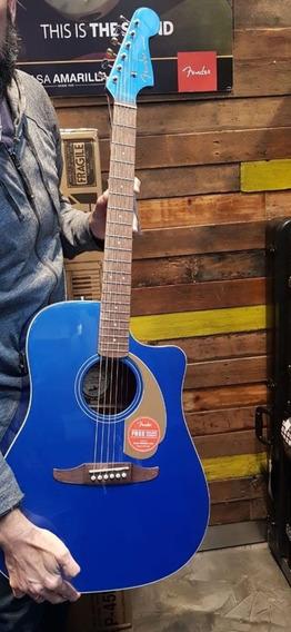 Guitarra Electroacústica Fender Redondo