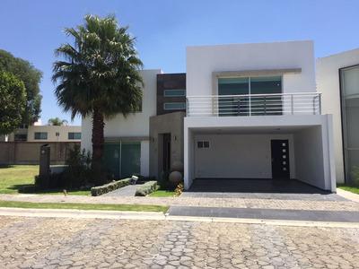 Renta De Hermosa Casa En Cluster 333 Lomas De Angelopolis