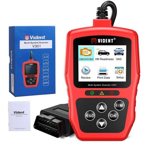 Imagen 1 de 9 de Vag Com V301 Vident Español Multi Systemas Escaner Original